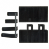D-Sub, D-Shaped Connectors - Backshells, Hoods -- A23596-ND -Image