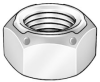 Locknut,Dfrmd,M8x1.25,PK50 -- 4CAL1