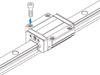 Linear Motion Guide HSR -- HSR15A-Image