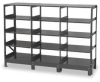 AkroBin(R) Shelf Rack,W 15 1/4,H 37 1/2 -- 1UGT1 - Image
