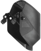 Shadow Welding Helmets - HSL-2 w/ 187-S cap adapter > COLOR - Black > UOM - Each -- 3002512