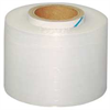 Hand Stretch Wrap,Clear,1000 ft.L,3In W -- 15A902