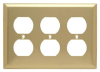 Standard Wall Plate -- SB83-PB - Image