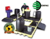 ENPAC LOW PROFILE WORKSTATIONS™ -- H5115-YE