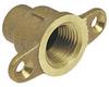 Lead-Free Cast DZR Brass Fittings - Drop Adapter C x F -- 703-5-LF