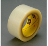 3M Scotch 355 Clear Standard Box Sealing Tape - 144 mm Width x 330 m Length - 3.4 mil Thick - 32064 -- 051135-32064 - Image