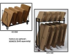 Carton Storage Racks -- HCS-1102 -Image