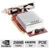 MSI N8400GS-MD256H/TC GeForce 8400 GS Video Card - 256MB, DD -- N8400GS-MD256H/TC