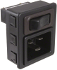 Power Entry Connectors - Inlets, Outlets, Modules -- 486-2202-ND - Image