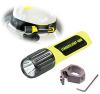 Streamlight ProPolymer® Flashlight, 4AA LUX + Helmet Kit -- 68035