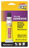 Fix All Adhesive,5/8 fl. Oz. Tube,Clear -- 5DLD6