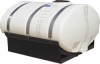 1000 Gallon Elliptical Cradle Tank -- A-HE1000-78