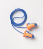 Laser Trak Detectable Earplugs - corded, poly bag > NRR - 32 > UOM - 100/bx -- LT-30