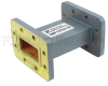 WR-137 Waveguide Section 3 Inch Length Straight Using CPR-137G Flange With a 5.85 GHz to 8.2 GHz Frequency Range in Commercial Grade -- SMF137SA-03 - Image