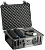 Pelican 1550 Case with Foam - Black | SPECIAL PRICE IN CART -- PEL-1550-000-110 -Image