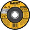 "7"" x 1/4"" x 7/8"" Aluminum grinding wheel -- DW8476"