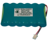 NIMH Electronic Battery 7.2V Rectangular -- 40309098817-1 - Image