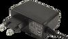 Wall Plug-In European Blade AC-DC Power Supply -- SWI18-24-E - Image