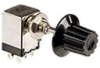 Miniature Power Level Rotary Switches -- MR-Series