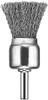 """1"""" x 1/4"""" XP .020 Carbon Crimp Wire End Brush -- DW49051 - Image"""