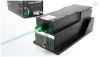 532 nm Green EOM Q-Switched DPSS Laser System