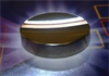 Reflective Curved Mirrors for CO2 Lasers -Image