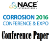 51316-7361-Corrosion Behavior of Duplex Stainless Steel UNS 31803 in Artificial Geothermal Waters -- 51316-7361-SG