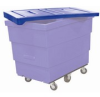 Royal Basket Heavy Duty Poly Cart Lid for Recycle Carts -- RB-B18**LDN