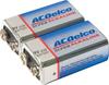 2 pk 9V Professional Alkaline Batteries -- 8269409 - Image