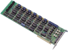 12-bit, 6-ch Analog Output ISA Card with 32-ch Digital I/O -- PCL-726-BE - Image