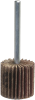 Merit AO Coarse Steel Shank Mini Flap Wheel -- 08834149811 - Image