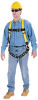 Workman Harnesses - Qwik-Fit chest, tongue leg straps > SIZE - Standard > UOM - Each -- 10072487