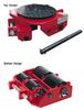 Bogie Type Speed Rollers -- ZDUB-3 - Image