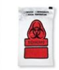 Bio-Hazard Specimen Bag with Slider-Zip -- 89320