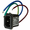 Power Entry Connectors - Inlets, Outlets, Modules -- CCM1784-ND -Image