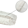 "Deluxe 24"" Pretreated Dust Mop - Replacement Heads -- JAN139"