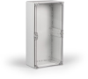 Cubo O enclosure Size 11.81 x 23.62 x 7.36 in, plain sides, transparent cover, PC -- OPCP306018T.U