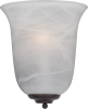 1-Light Wall Sconce -- 20580MROI - Image