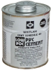 Whitlam PVC Gray Schedule 80 Low VOC Heavy Bodied Cement -- 16774