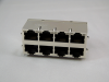 Magjack® Connector Module -- 0810-2H4R-28-F - Image