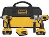 Dewalt DCK275L 18v XRP Li-ion 2 Tool Combo Kit Cordless -- COMBO18VDCK275L