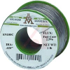 FASTCORE 2.5% ACTIVATED ROSIN SOLDER, SNC100C, LEAD FREE, .020 -- 70054261