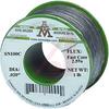 FASTCORE 2.5% ACTIVATED ROSIN SOLDER, SNC100C, LEAD FREE, .020 -- 70054261