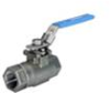Standard Port Ball Valves -- A Series - Image