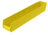 Polypropylene Shelf Bins -- H30124-YE -Image