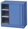 LISTA Wide-Profile/Shallow-Depth Sliding Door Cabinets -- 5390002