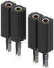 Rectangular Connectors - Headers, Receptacles, Female Sockets -- ED10350-21-ND -Image