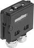 NECA-S1G9-P9-MP3 Multi-pin plug socket -- 552703