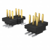 Rectangular Connectors - Headers, Male Pins -- BKT-153-01-F-V-ND -Image