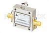 500 mW P1dB, 2 GHz to 6 GHz, Medium Power Broadband Amplifier, 22 dB Gain, 37 dBm IP3, 5.4 dB NF, SMA -- PE15A4041 -- View Larger Image
